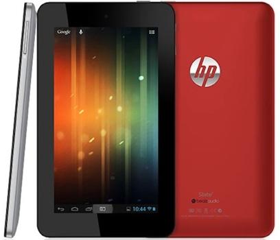 Представлен первый android-планшет hp: цена сверхнизкая