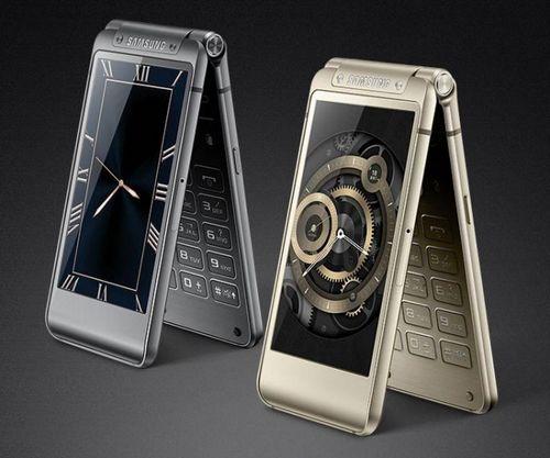 Представлен samsung w2016 — флагманский смартфон-«раскладушка» с двумя экранами и платформой exynos 7420
