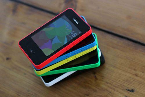 Представлен сенсорный телефон nokia asha 501 на платформе asha нового поколения
