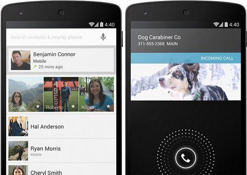 Представлены операционная система android 4.4 kitkat и смартфон lg nexus 5