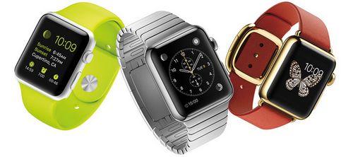 Представлены умные часы apple watch