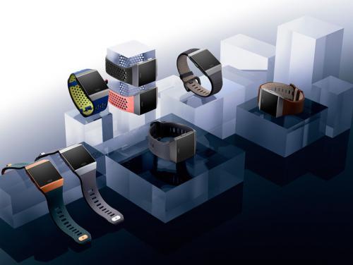 Представлены умные часы fitbit ionic