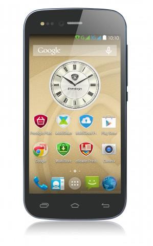 Prestigio grace x3 - доступный смартфон с 8-мегапиксельной камерой
