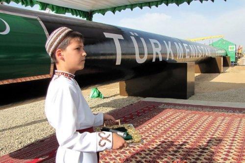 Президент туркменистана добился согласия ибр финансировать тапи - «энергетика»