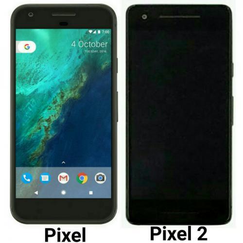 При создании смартфона google pixel 2 производитель отказался от безрамочного дизайна