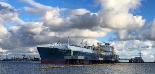 Прибалтийские страны готовятся кпереговорам погазу - «энергетика»