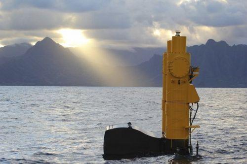 Приливно-волновую электростанцию готовит к запуску европейский центр морской энергетики