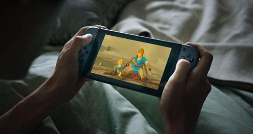Приставка nintendo switch достаточно производительна для vr, но компания пока ищет новые способы принести виртуальную реальность игрокам