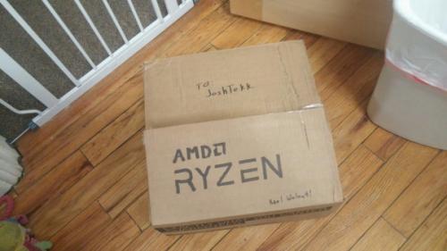 Процессоры amd ryzen имеют проблемы при работе с инструкциями fma3, но компания уже пообещала решить их обновлением bios