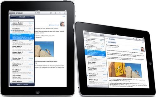 Продажи ipad начнутся 3 апреля