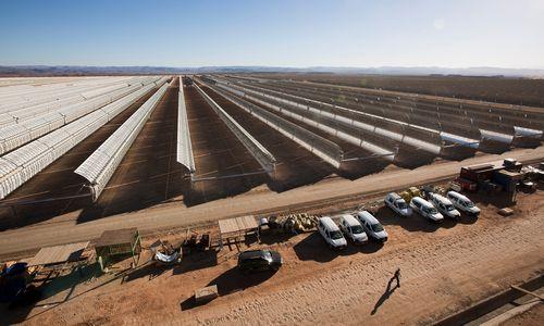 Проект крупнейшей солнечной электростанции в мире переходит на первую фазу