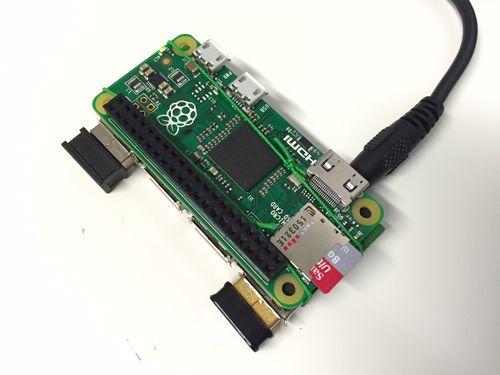 Простой способ добавить wi-fi модуль к raspberry pi zero