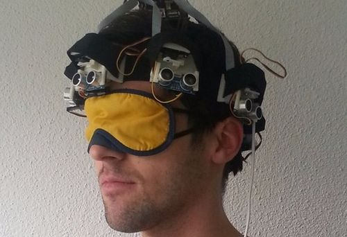 Proximity hat – шапка-гид для людей, лишённых зрения