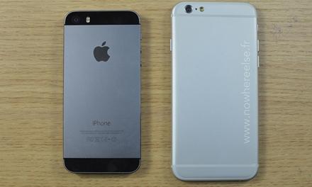 Публично названа дата начала продаж iphone 6