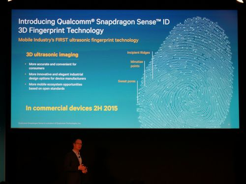 Qualcomm рассказала о новом snapdragon 820 и технологии распознавания отпечатков sense id
