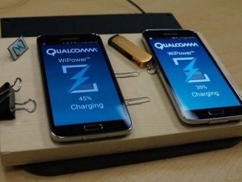Qualcomm wipower позволяет заряжать металлические смартфоны без проводов