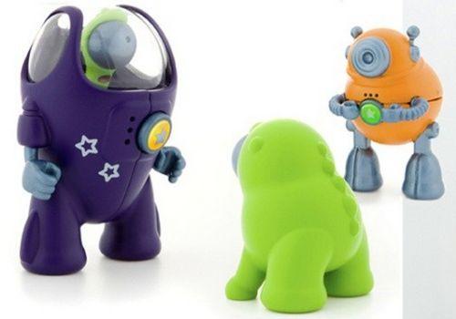 Радиоуправляемые игрушки на возобновляемых источниках энергии