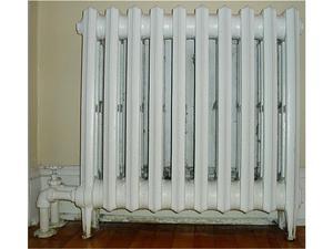 Расчет необходимой мощности радиаторов