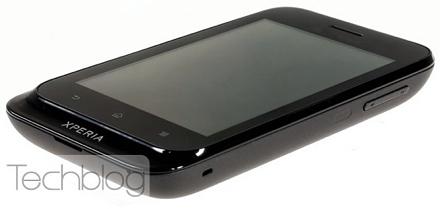 Рассекречен дешевый смартфон sony на базе android 4.0. фото