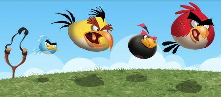 Разработчик angry birds столкнулся с проблемами фрагментации платформы android