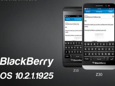 Разработка программного обеспечения приоритетна для blackberry