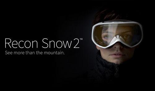 """Recon snow2: """"умные"""" очки для лыжников и сноубордистов"""
