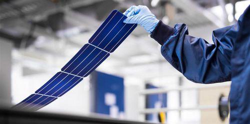 Рекорд эффективности многопереходных солнечных ячеек