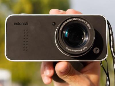 Relonch превращает iphone 5 и 6 в компактную камеру