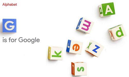 Реорганизация google выведет его в лидеры по капитализации