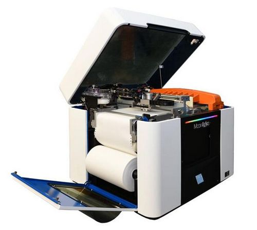 Reprap: 3d принтеры, которые печатают 3d принтеры. еще один успешный проект