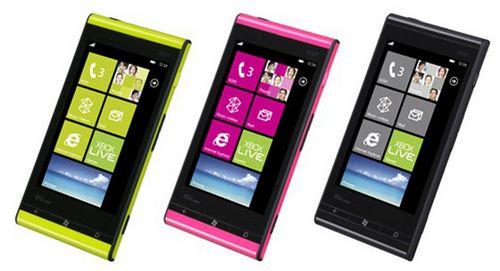 Ретро-рейтинг: самые редкие смартфоны на windows phone 7