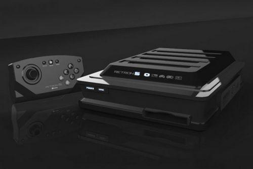 Retron 5 — игровая консоль нового поколения для ностальгирующих геймеров