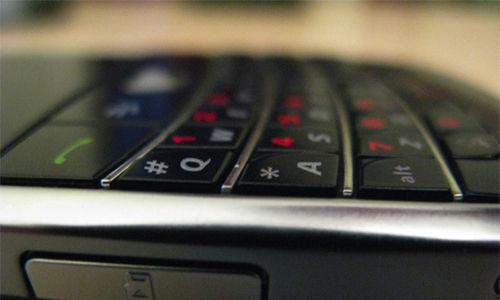 Rim анонсировала blackberry os 7