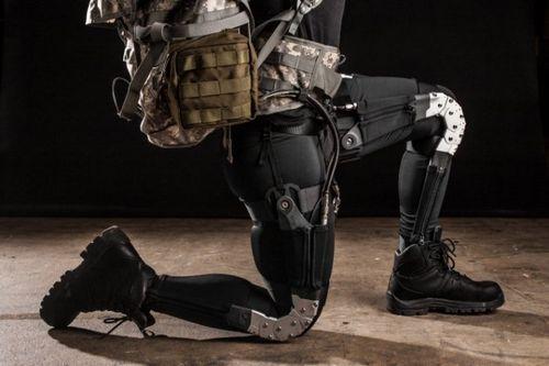 Робо-костюм от darpa для солдат в полевых условиях