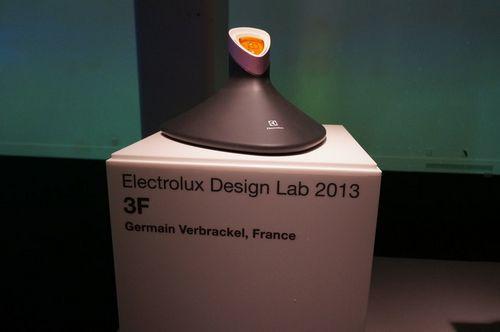 Роботы-пчелы, стены-жабры, принтер для еды и другие финалисты electrolux design lab 2013