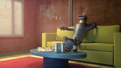 Роботы шесть лет изображали людей в трех домах