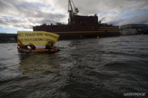«Росатом» небудет загружать ядерное топливо вплавучую атэс впетербурге - «энергетика»