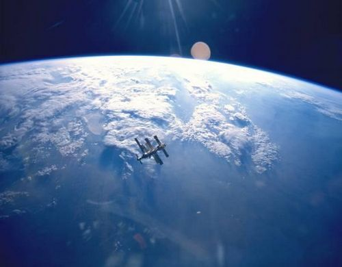 «Роскосмос» работает над мобильным приложением для снимков из космоса