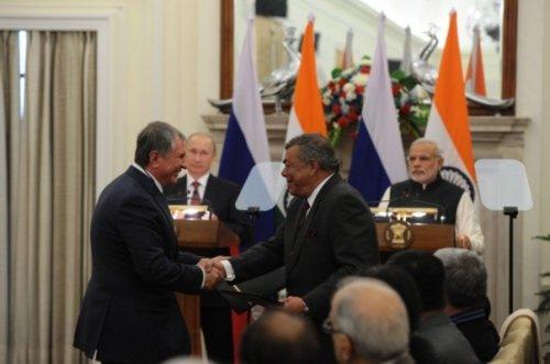 «Роснефть» закрыла сделку попокупке 49% индийской essar oil - «энергетика»