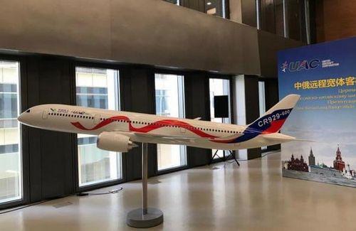 Россия и китай приступили к реализации техпроекта широкофюзеляжного самолета cr929