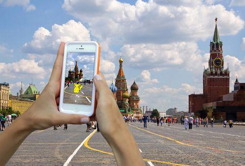 Россияне сами себя лишили pokemon go