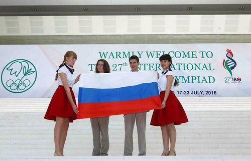 Россияне взяли золото и серебро на международной олимпиаде по биологии