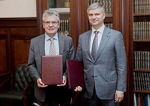 Российская академия наук и тюменская область заключили новое соглашение о сотрудничестве