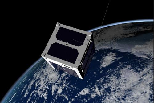 Российские космонавты запустят наноспутник, напечатанный на 3d-принтере