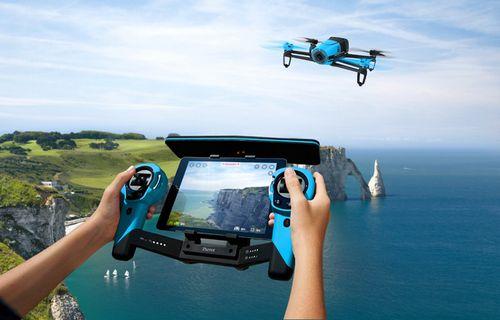 Российские продажи дрона parrot bebop drone начнутся в апреле