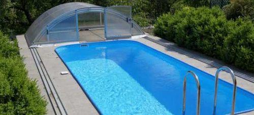 Самодельная плавающая панель для нагрева бассейна