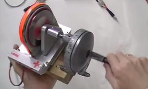 Самодельный генератор на неодимовых магнитах