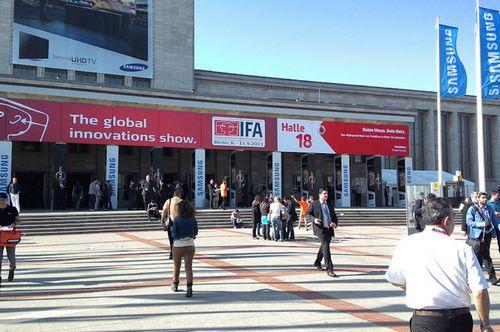 Самое интересное на берлинской it-выставке ifa 2013