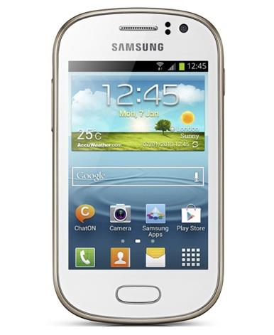 Samsung galaxy fame вышел в продажу в германии и румынии