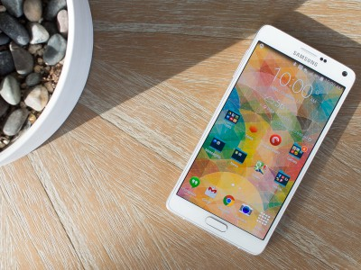 Samsung galaxy note 4 s-lte и lte-a будут выпущены в январе 2015 года